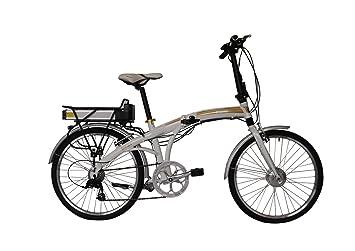 "FEM Bicicleta Eléctrica Plegable 24"" ..."
