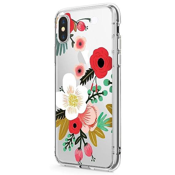 iphone xs max case cute flower