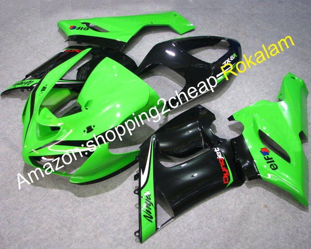 Amazon.com: For Kawasaki Ninja ZX6R 636 05 06 ZX-6R 2005 ...