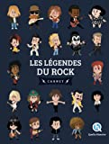 Les légendes du rock