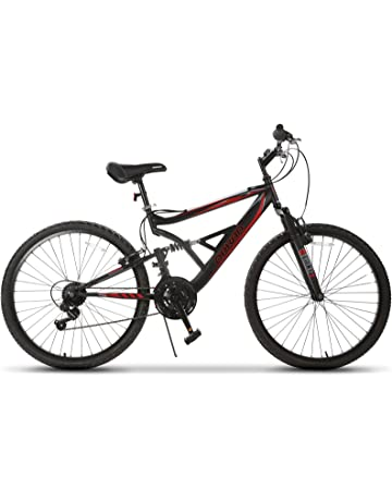 1204ebf11bd Murtisol Mountain Bike 26   Hybrid Bike with Front Full Suspension