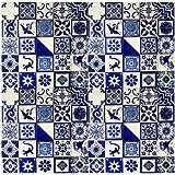 Amazoncom Decorative Ceramic Tile Ifriquia Design Set of 4