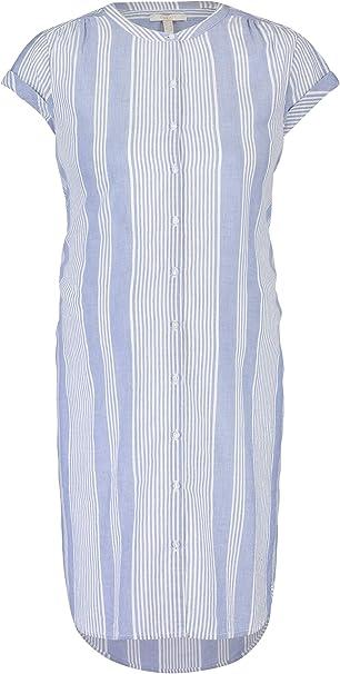 ESPRIT Maternity Damen Dress WVN Sl Kleid