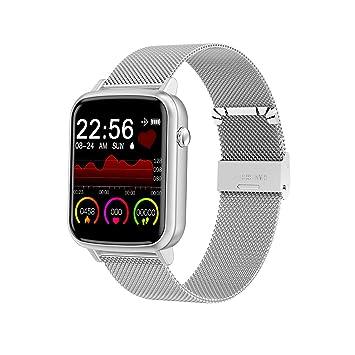 Smartwatch Hombre Mujer Niños Reloj Inteligente Impermeable IP67 ...