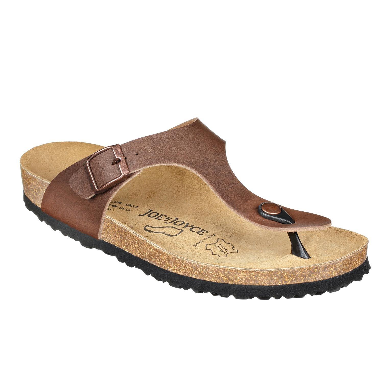 JOE N JOYCE Rio SynSoft Soft-Footbed Brown Size EU 41 Normal