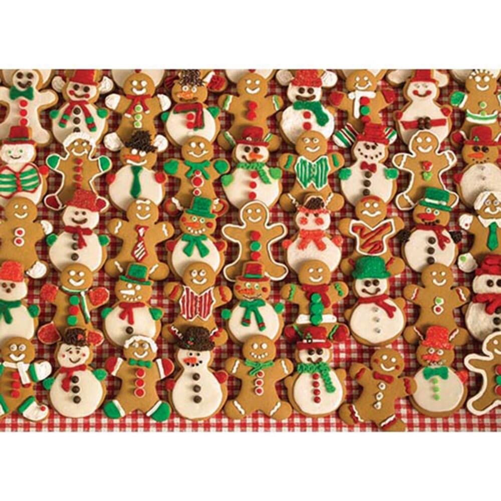 minorista de fitness Cobble Hill 51764 - - - Christmas Bake Sale - Puzzle 1000 Teile  marca famosa