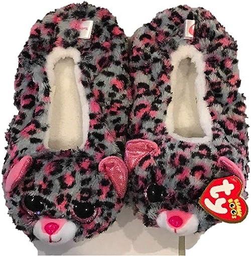 TY Beanie Boos Little Girls Slipper Socks