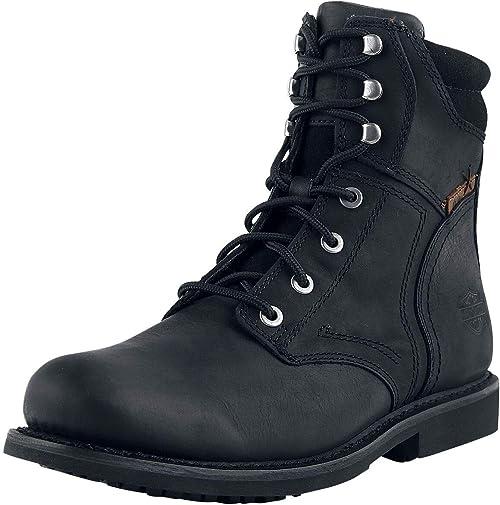 Harley Davidson Chaussures Bottes DARNEL black, Taille:EUR 42