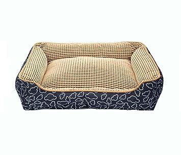 Cama grande para mascotas y sofá Cama antideslizante para perros y gatos, Habitación para perros