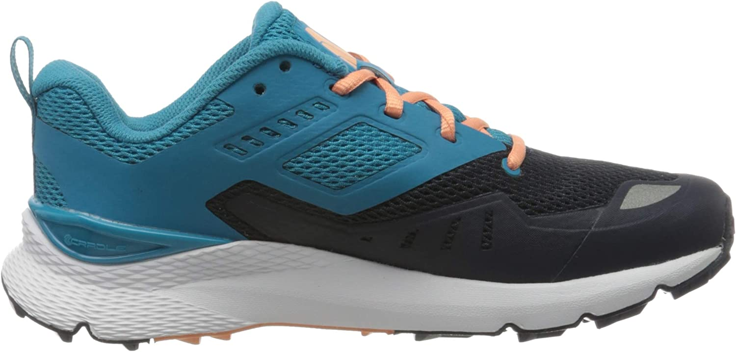 The North Face Womens Rovereto, Running Shoe Donna Caribbean Sea