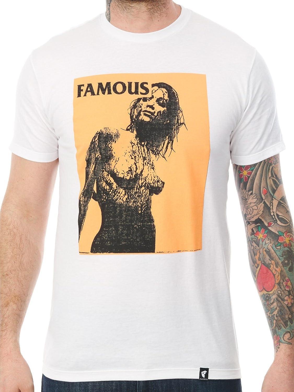 Famous Stars and Straps Mens Horror Story Short-Sleeve Shirt