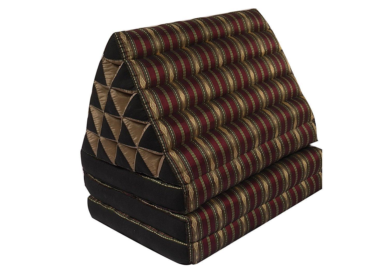 Amazon.com: Extravagante 2 Set: Triángulo Mat + almohada ...