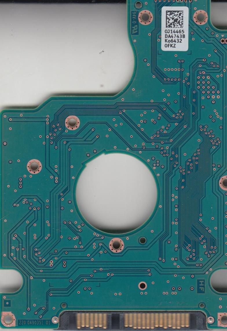 HTS721010A9E630, 0J14465 DA4743B, 0J22423, DA6326, Hitachi