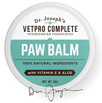 Dr. Joseph's 2oz Dog Paw Balm