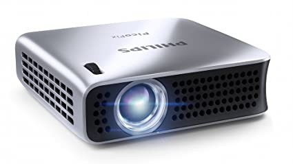 Philips PPX4010/US Video - Proyector (100 lúmenes ANSI, DLP, WVGA ...