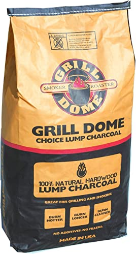 GRILL DOME CCL-20 Choice Lump Charcoal