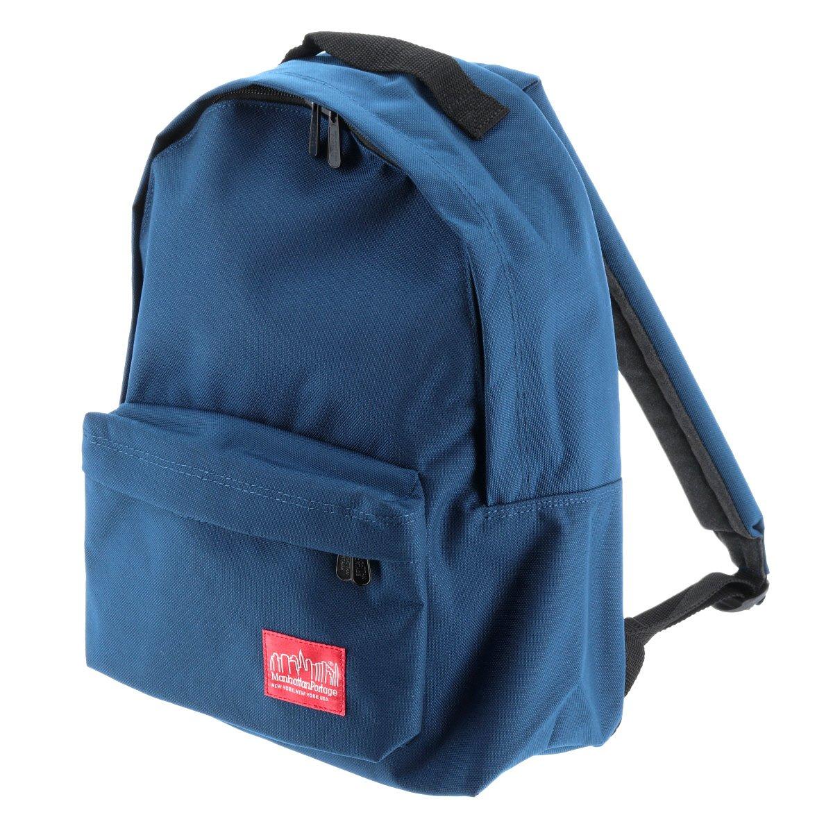 (マンハッタンポーテージ) Manhattan Portage デイパック リュックサック [Big Apple Backpack JR]  2.ネイビー B0732QN1K9