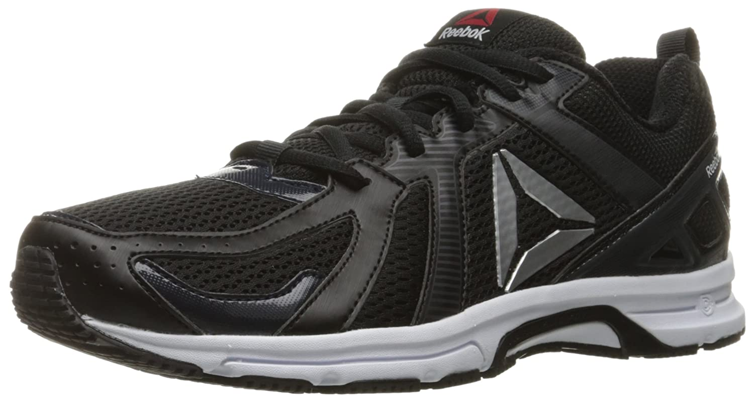 Reebok Men's Runner Running Shoe B019SIYISE 12.5 D(M) US|Black/Coal/White
