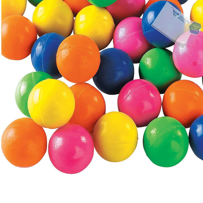 MiniネオンBouncing Balls (with付箋) 25 Gross B4963733126897W B07DN65DR3  25 Gross