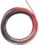 CRAFTSMAN Trimmer Line, 0.080-Inch, 50-Foot (CMZST080T5),Red