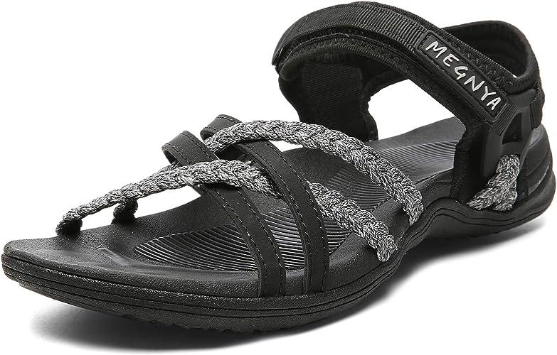 MEGNYA Women's Hiking Sandals