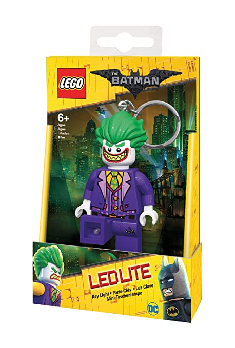 LEGO - The Joker, Llavero Linterna (LGL-KE106)