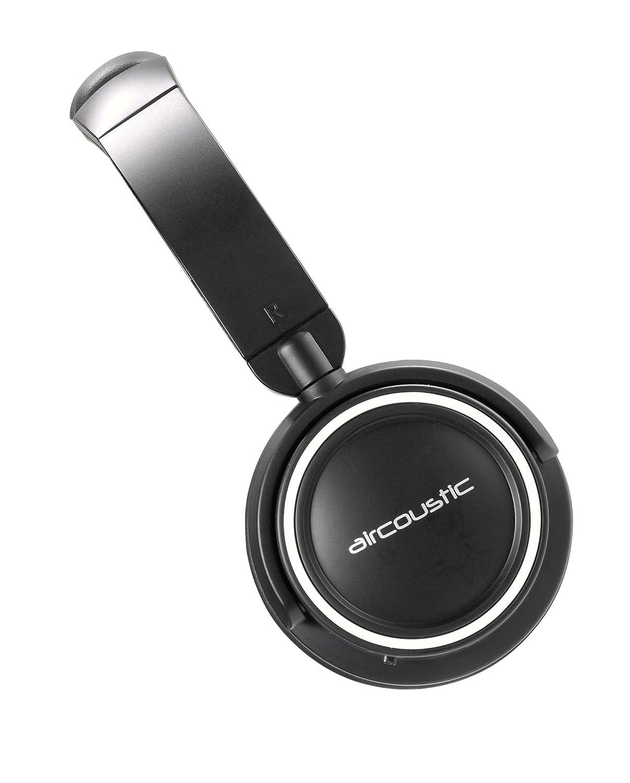 Vivanco 34897 - Auriculares de diadema cerrados con micrófono, Bluetooth, color negro: Amazon.es: Electrónica