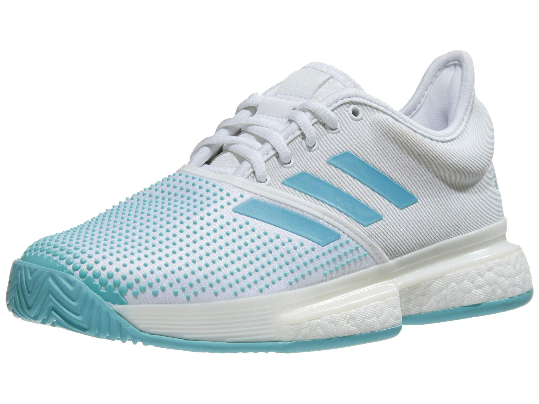 adidas SoleCourt X Parley Boost Women's Tennis Shoes