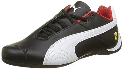 e7484eb9c58f Puma Unisex-Erwachsene SF Future Cat OG Sneaker, Schwarz White Black, 37 EU