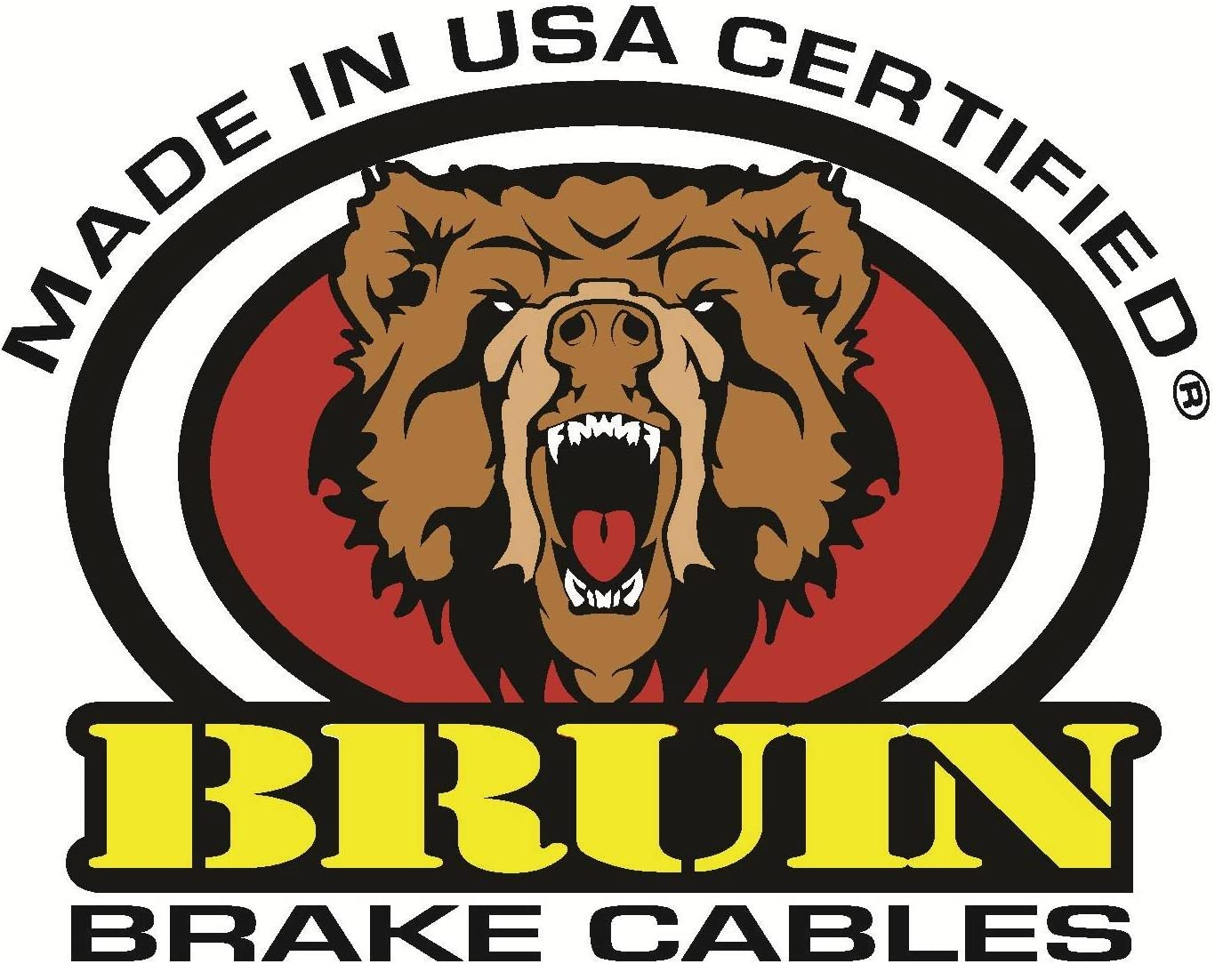 Bruin Brake Cables 94597 Parking Brake Cable