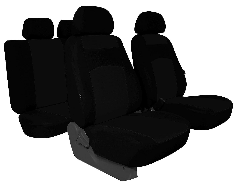 POK-TER-TUNING Auto Sitzbezü ge, Sitzbezug, Schonbezü ge,Super Qualitä t, Design Classic Plus. in Diesem Angebot Schwarz (in 6 Farben Bei Anderen Angeboten erhä ltlich).