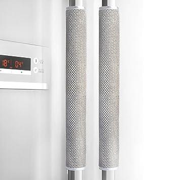 Amazon.com: Refrigerator Door Handle Cover Kitchen Appliance Decor ...