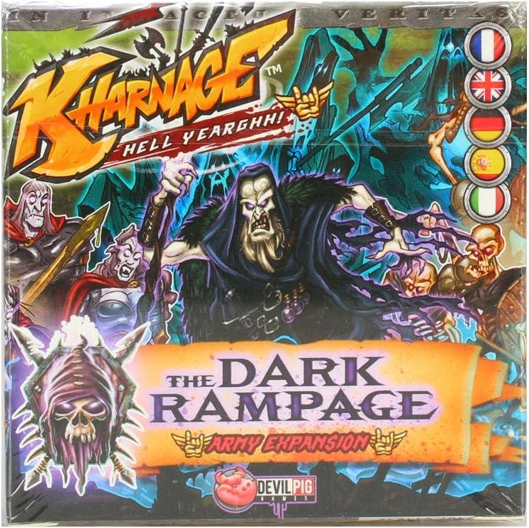 Kharnage Dark Rampage Multi: Amazon.es: Juguetes y juegos