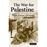 The War for Palestine: Rewriting the History of 1948 (Cambridge Middle East Studies)