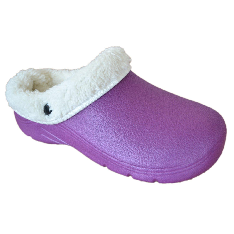 Briers Gants de jardinage pour femme/femme chaussures Pointure avec doublure en polaire amovible, différentes tailles et couleurs UK: 4, EUR: 37 bleu marine