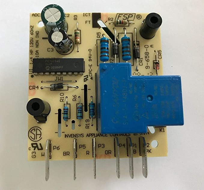 For Whirlpool Refrigerator Defrost Timer Control Model Part # PZ8025895PAWP234