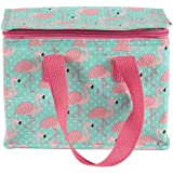 Sass & Belle Pink Flamingo Cooler Bag