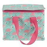 Sass & Belle Pink Flamingo Cooler Bag