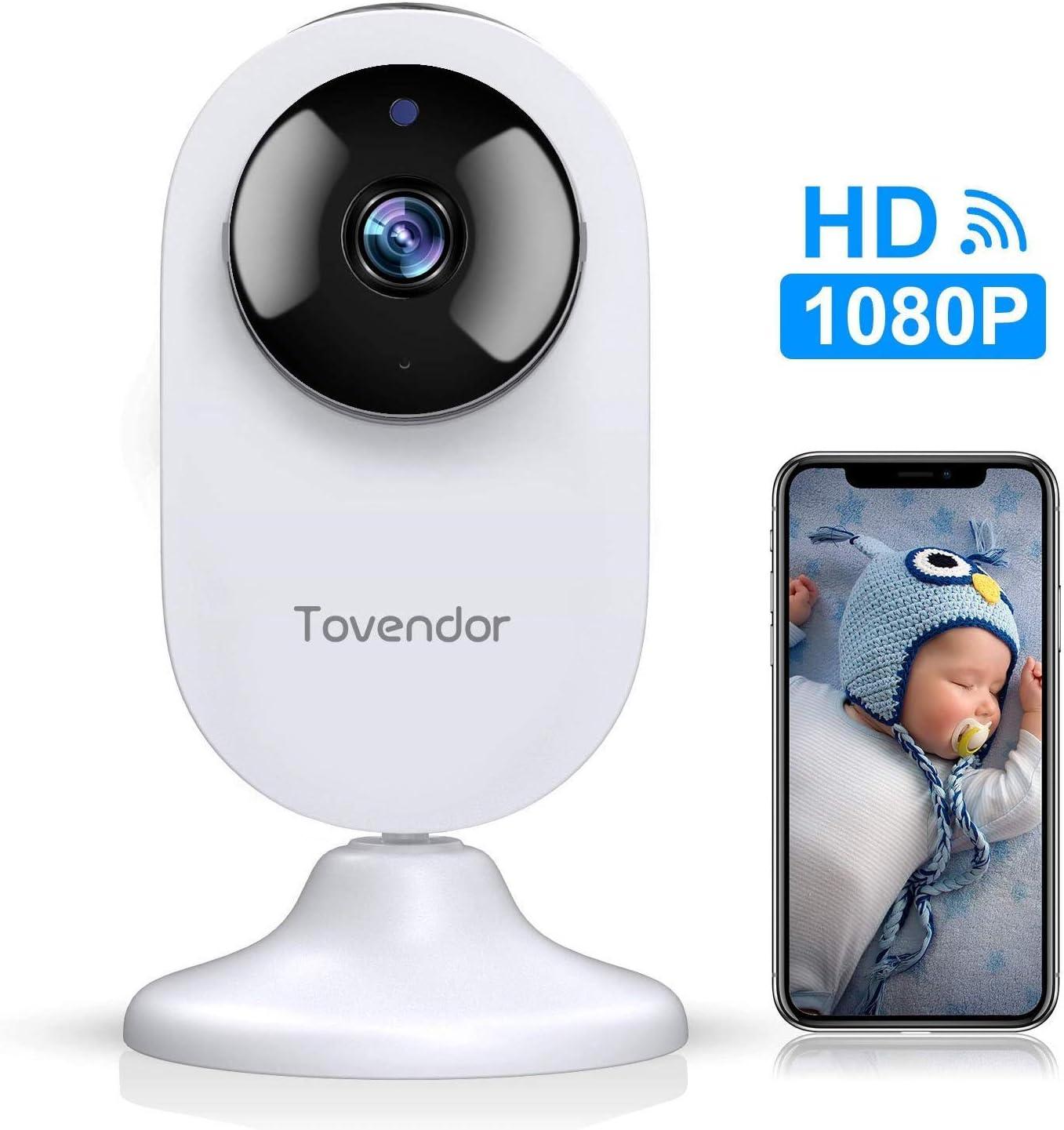 Tovendor Mini Smart Home Camera