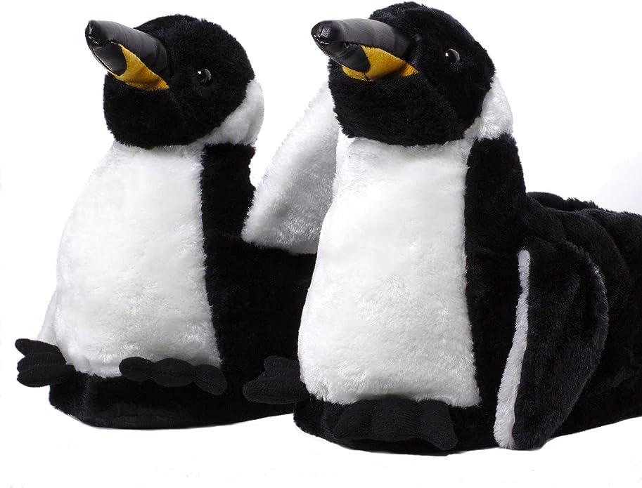 Animal Dinosaure toesties Chaleur Pack Pantoufles paresseux koala Pingouin Souris