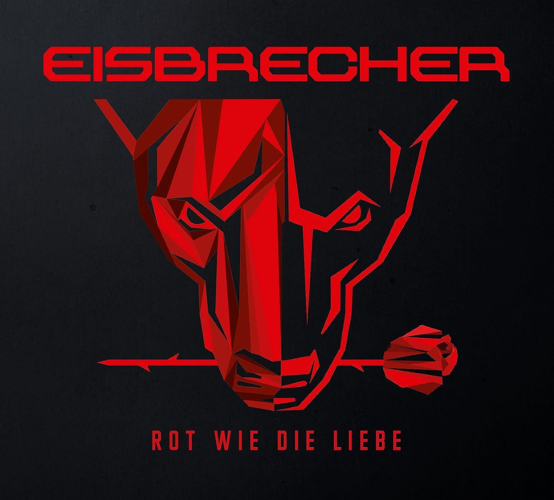 Rot wie die liebe by eisbrecher on amazon music amazon. Co. Uk.