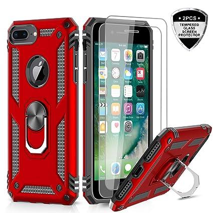 Amazon.com: Funda para iPhone 8 Plus, funda para iPhone 7 ...