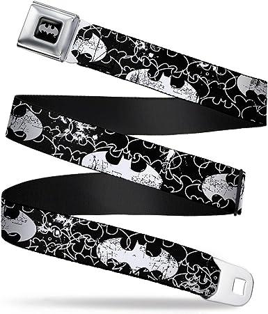 Buckle-Down Seatbelt Belt Batman Regular