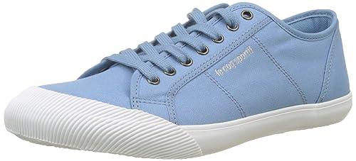 Le Coq Sportif Deauville Sport Blue Shadow, Zapatillas para Hombre: Amazon.es: Zapatos y complementos