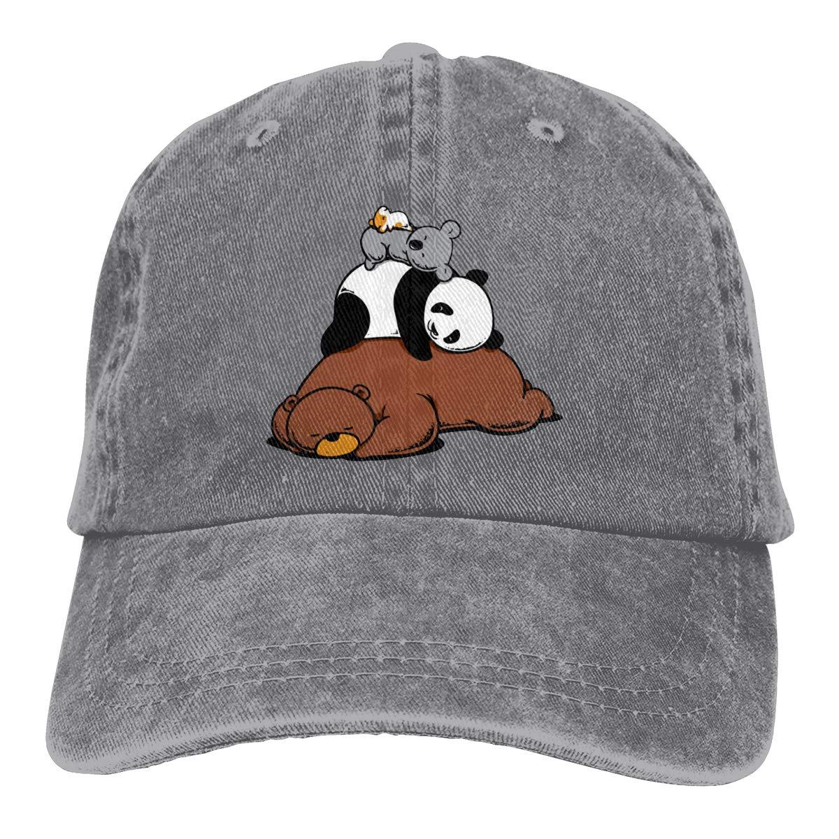 Louis Berry Bär Panda Koala Gorra de béisbol Ajustable, Gorro de ...