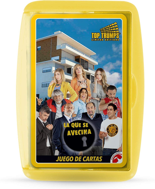 Eleven Force LQSA Top Trumps La Que Se Avecina (10421), Multicolor (1): Amazon.es: Juguetes y juegos