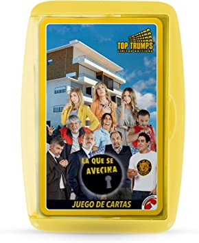 Eleven Force LQSA Top Trumps La Que Se Avecina (10421), Multicolor (1): Amazon.es: Juguetes y juegos