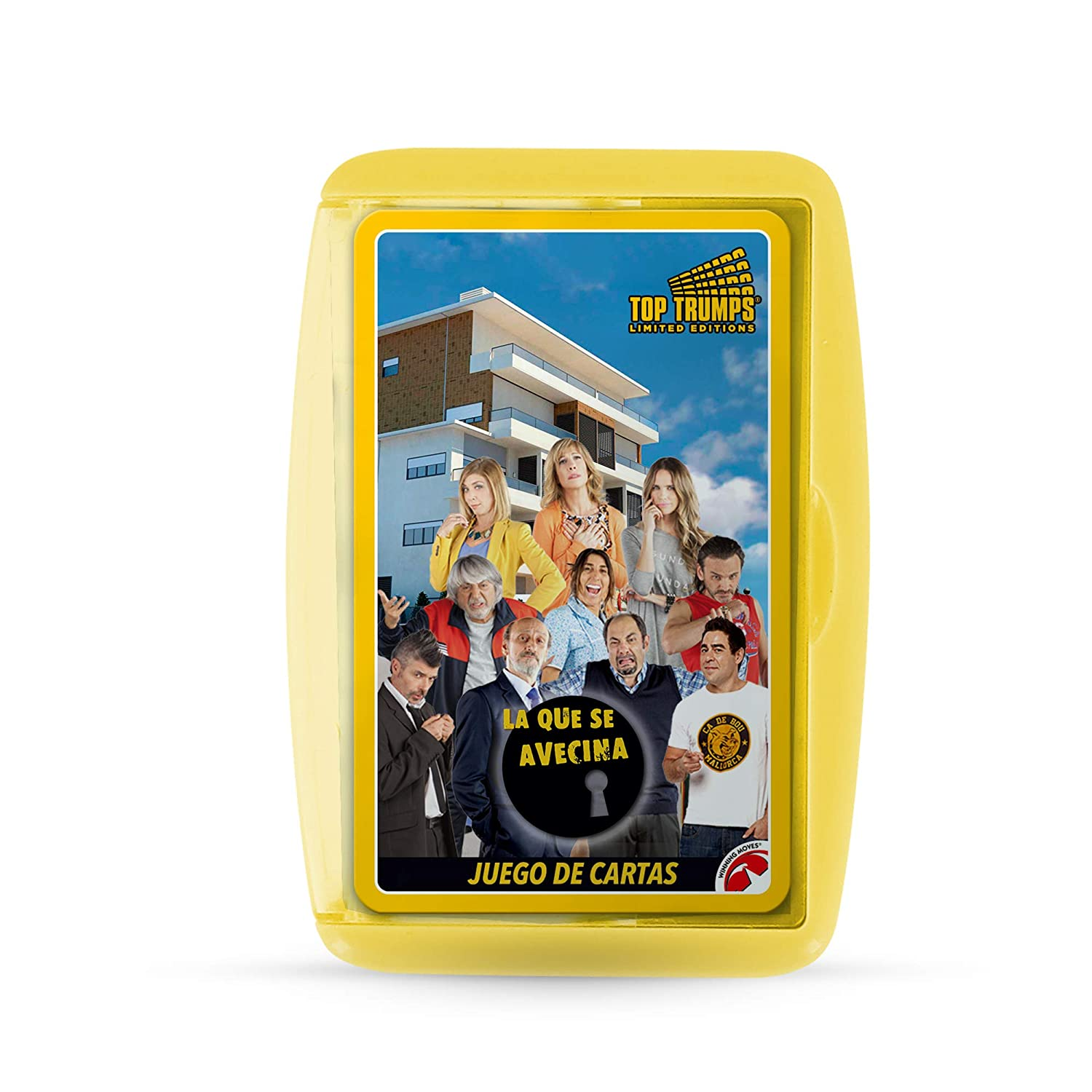 Amazon.com: ELEVEN FORCE Harry Potter Top Trumps El Que Se ...