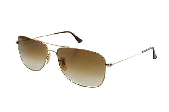 f3f175ba078 ... sweden ray ban rb3477 arista frame crystal brown gradient lenses 59mm  non polarized efd83 96341