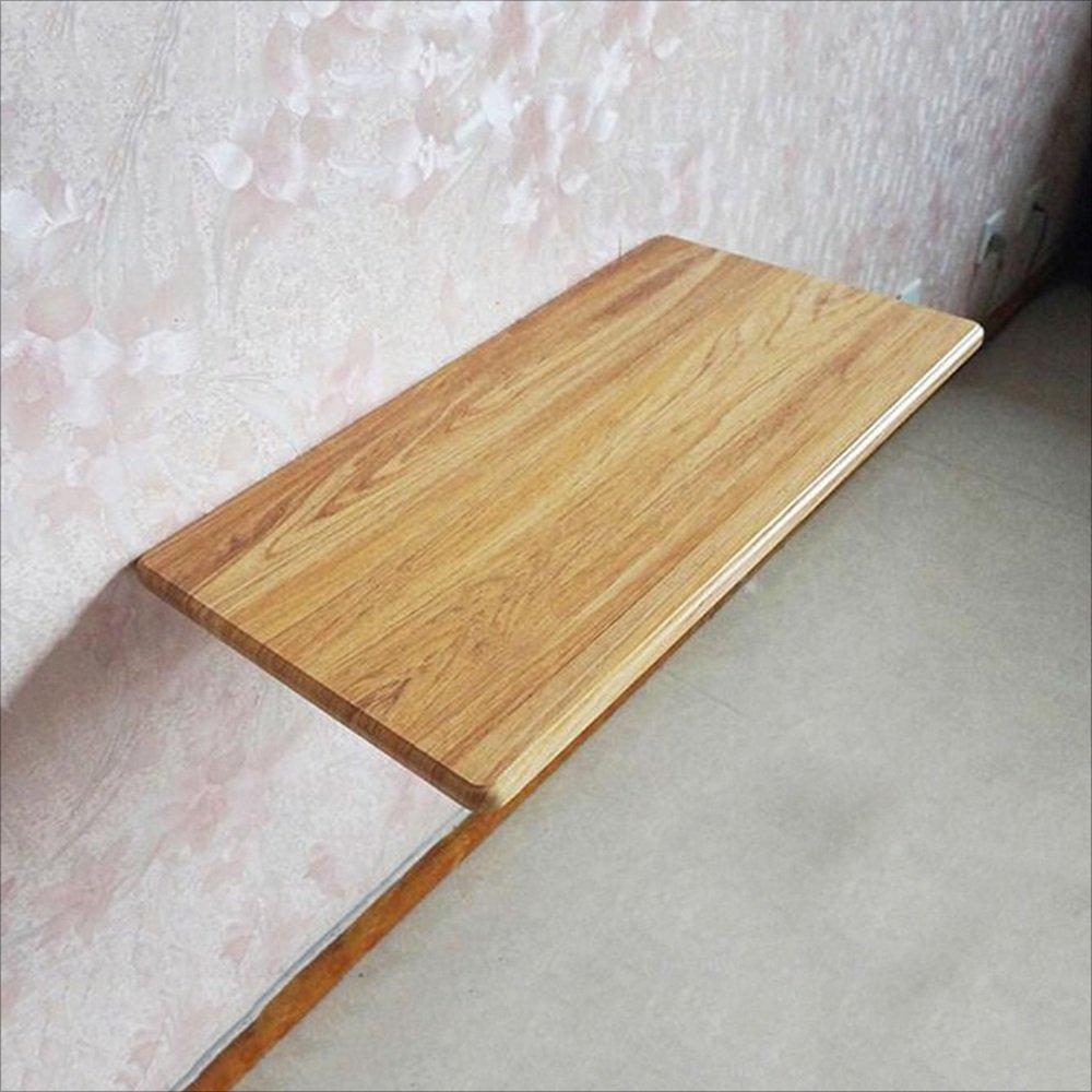 NAN 折りたたみ式の壁掛け型ドロップリーフテーブル、コンピュータデスク子供用テーブルデスク、キッチンダイニングテーブル、 ワークベンチ (サイズ さいず : 60 * 40cm) B07DZF361Z 60*40cm 60*40cm